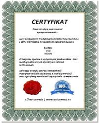 Certyfikat-Gwarancja-DPF-Krakow